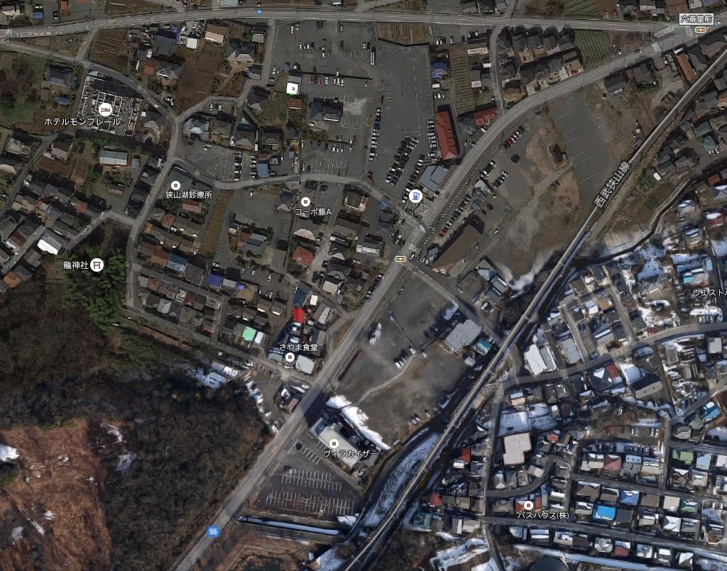 アイマス10thライブ対策:駐車場確保大作戦