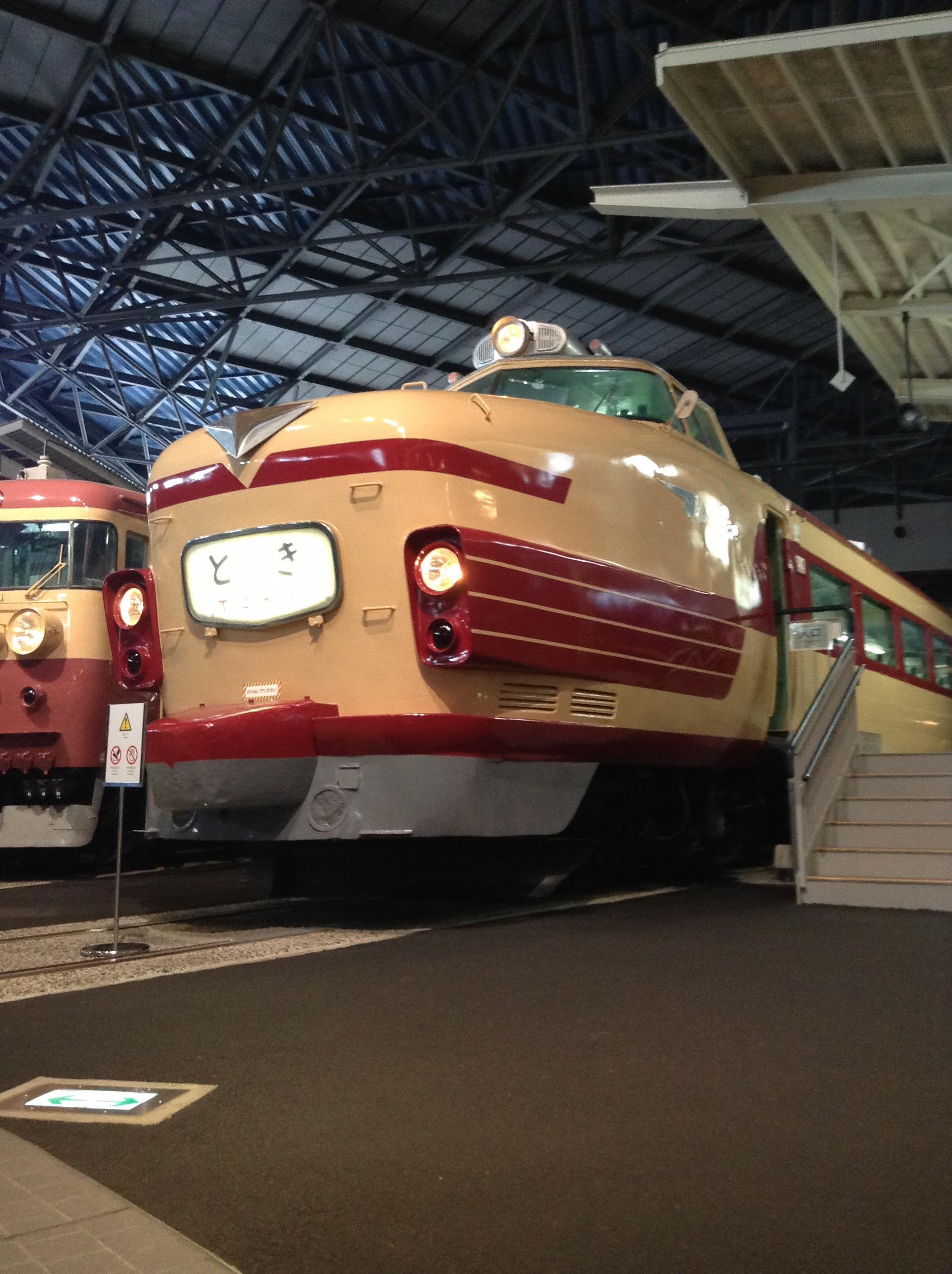 【オフ会参加記録】直近の界隈で集まる鉄道博物館〜その壱〜