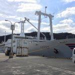 【船旅のすすめ】東海汽船さるびあ丸で行く伊豆七島の旅