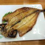 【アイモバリアルグルメツアー】沼津/三島/御殿場エリアで鯵の開きを食べてさわやかな朝を迎える