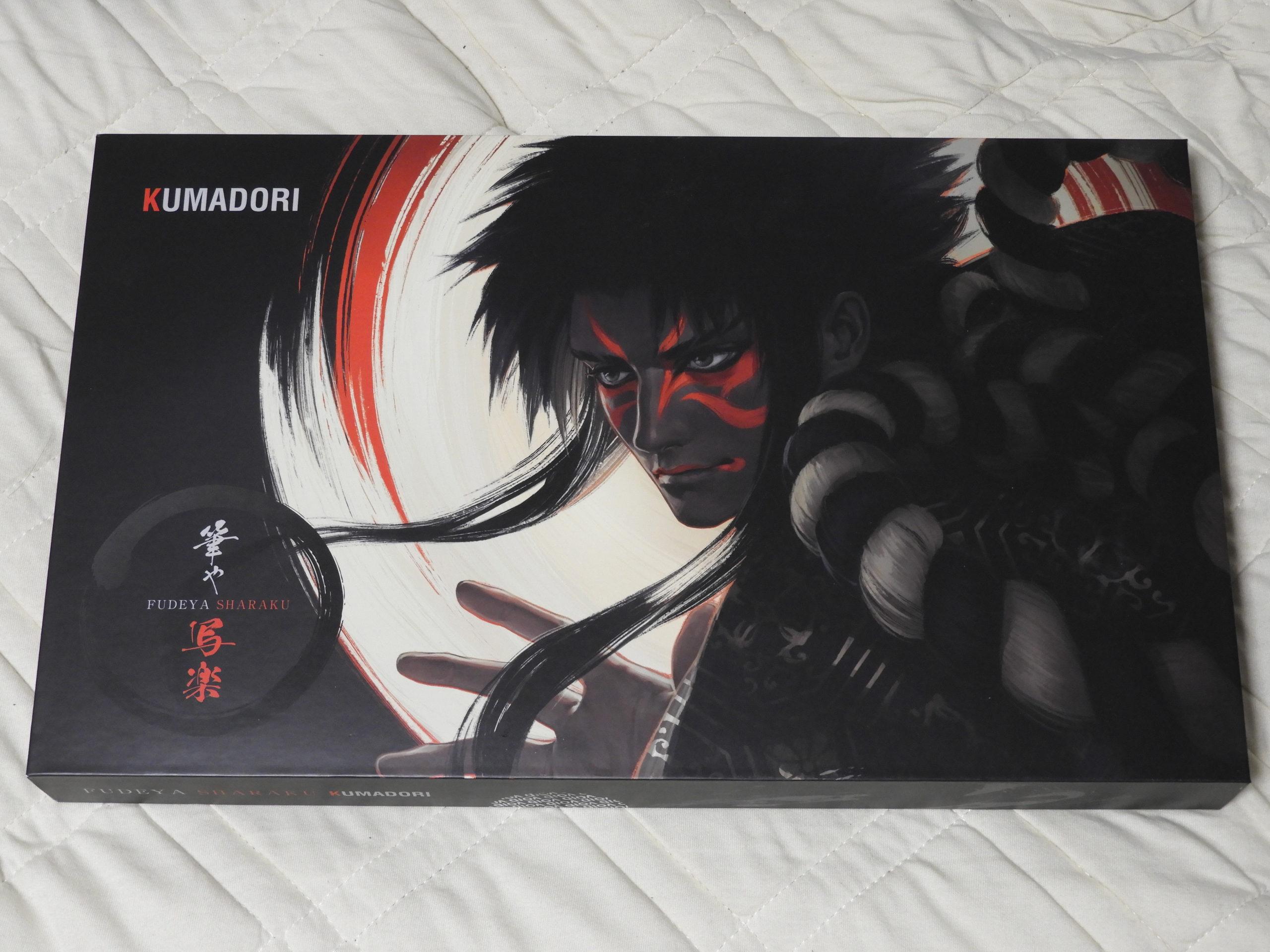 【レビュー】日本発、低価格ペンタブレット「RAYWOOD 筆や写楽 KUMADORI」ってどうなの?