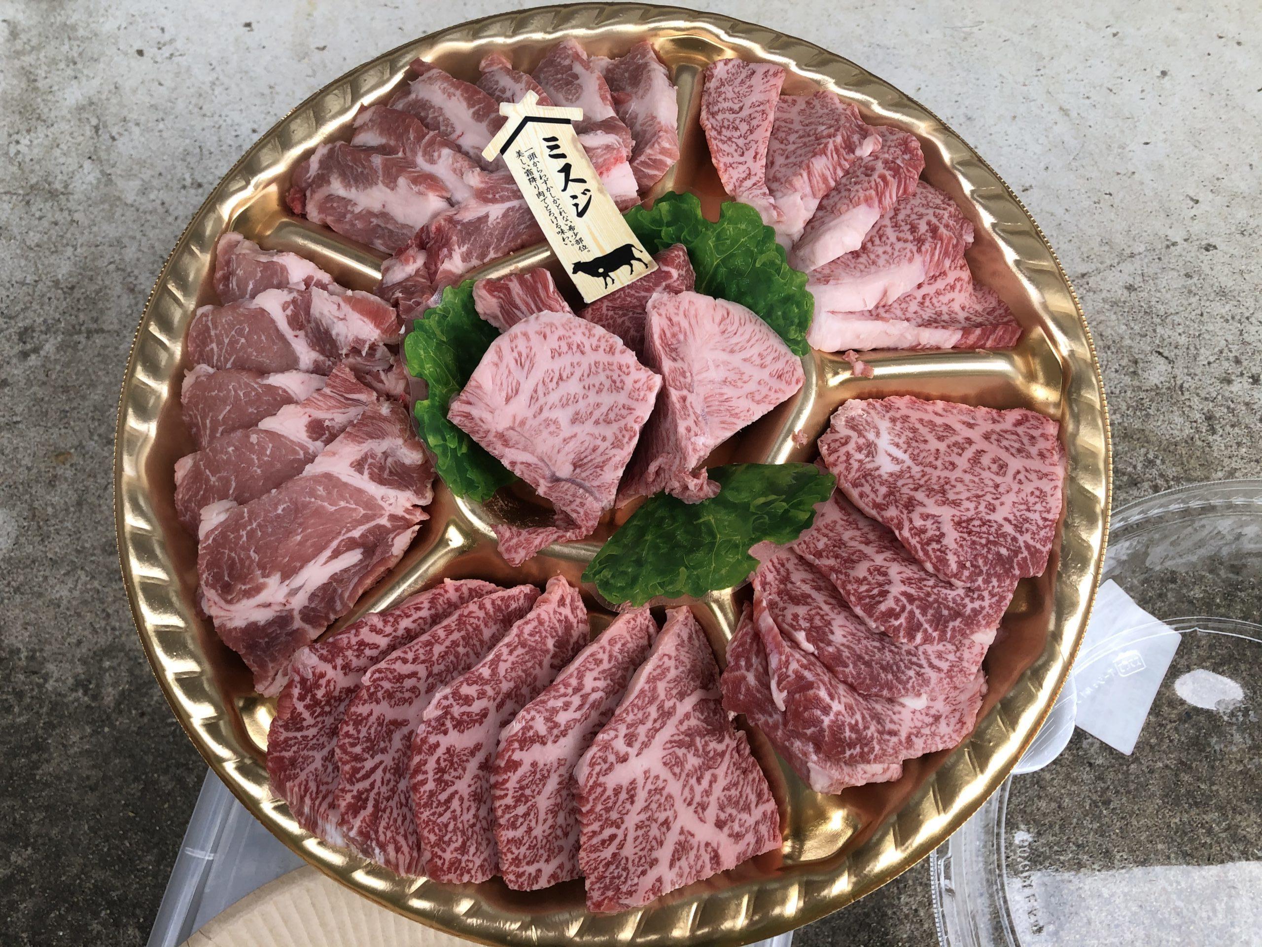 【アイモバリアルグルメツアー】飛騨エリアの飛騨牛を朝飯として贅沢にいただく
