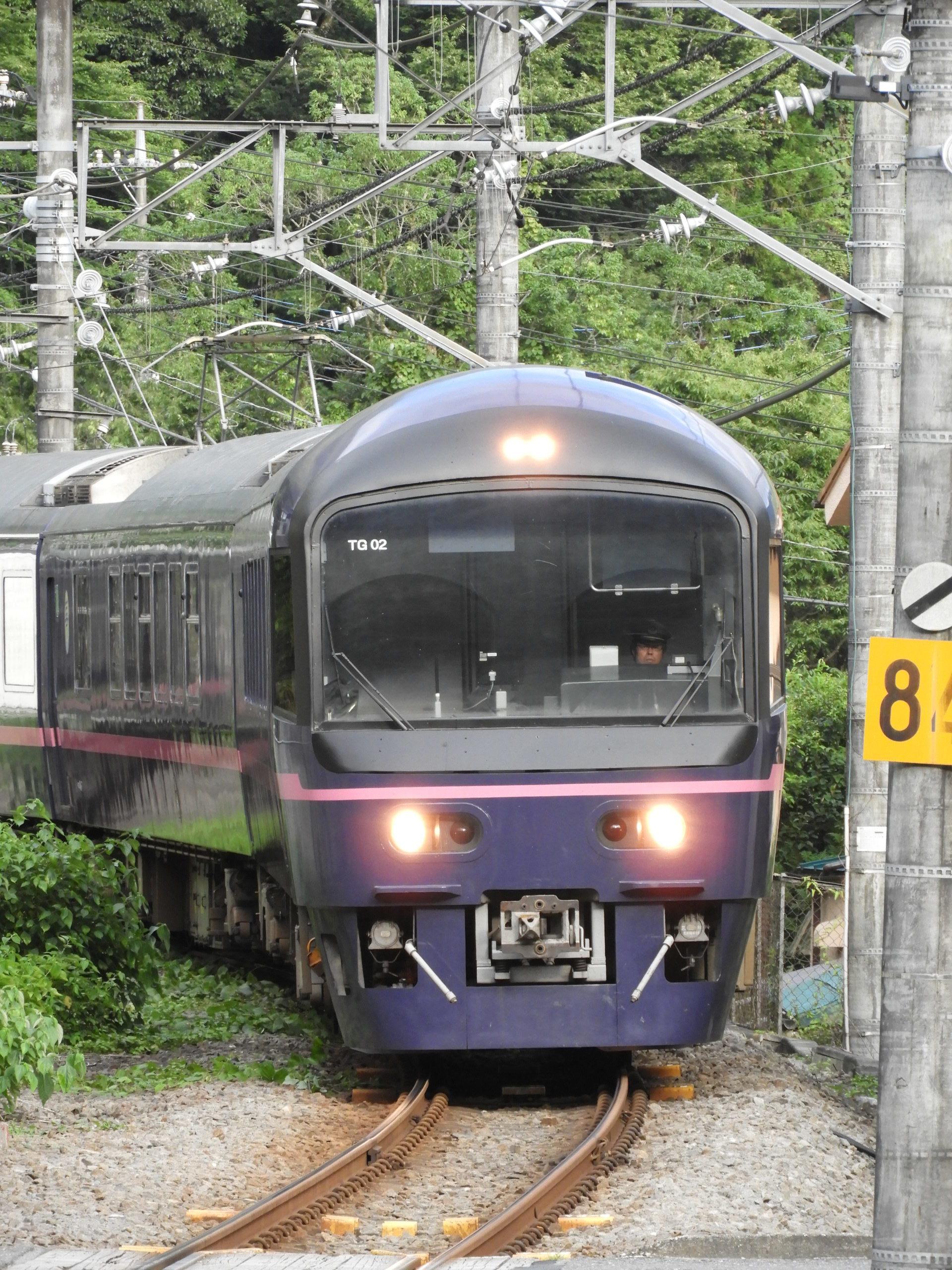 JR東日本最後のお座敷電車「華」に乗る
